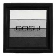 Gosh Smokey Eyes Palette 01 Black: фото