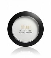 ПРОЗРАЧНАЯ ПУДРА Milani Cosmetics (PREP + SET + GO TRANSPARENT FACE POWDER): фото