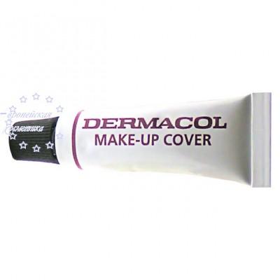 Тональный крем Dermacol make-up cover - mini 207: фото