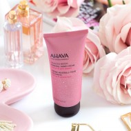Минеральный крем для рук Ahava Deadsea Water кактус и розовый перец 100 мл: фото