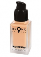 Водостойкая тональная основа Bronx Colors Waterproof Foundation MEDIUM BEIGE: фото