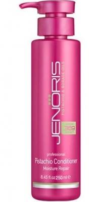 Увлажняющий восстанавливающий кондиционер для всех типов волос Jenoris Pistachio Conditioner 250 мл: фото