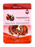 Маска с экстрактом граната FARMSTAY Pomegranate visible difference mask sheet 23 мл: фото
