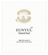 Маска для лица с экстрактом жемчуга EUNYUL Whitepearl mask pack 30мл: фото