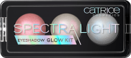 Тени для век CATRICE SpectraLight Eyeshadow Glow Kit 010 Manic Pixie Dream Girl розовый хром: фото