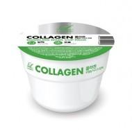Альгинатная маска с коллагеном LINDSAY Collagen disposable modeling mask cup pack 28 г.: фото