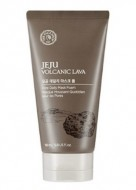 Маска для лица THE FACE SHOP Jeju volcanic lava pore daily mask foam 150 мл: фото