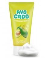 Пенка для умывания с авокадо SCINIC Avocado Сleansing Foam 150мл: фото