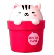 Крем для рук THE FACE SHOP Lovely Meex Mini Pet Perfume Hand Cream 03 White Floral: фото