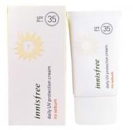Солнцезащитный крем матирующий INNISFREE Daily UV Protection Cream No Sebum SPF35