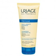 Очищающее успокаивающее масло URIAGE Хemose 200мл: фото