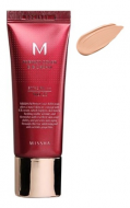 Тональный крем MISSHA M Perfect Cover BB Cream SPF42/PA+++ (No.21/Light Beige) 50ml: фото