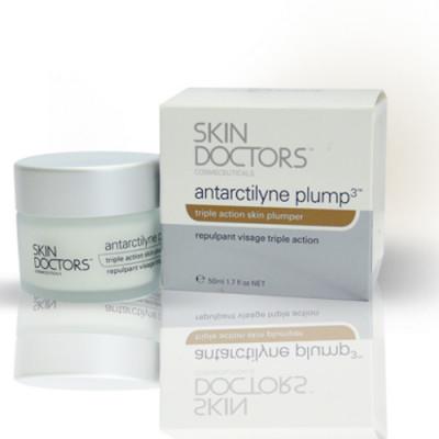Крем для повышения упругости кожи тройного действия SKIN DOCTORS Antarctilyne Plump3 50 мл: фото