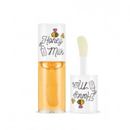 Масло для губ A'PIEU Honey & Milk Lip Oil: фото