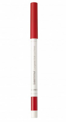 Карандаш для губ THE SAEM Saemmul Longwear Multi Lip Pencil RD03 Vintage Red 0,25гр: фото