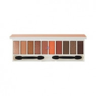 Палетка теней для глаз the SAEM Color Master Shadow Palette 04 Warm Orange: фото