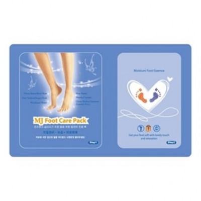 Маска для ног с гиалуроновой кислотой Mijin FOOT CARE PACK 22гр: фото