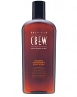 Гель для душа дезодорирующий American Crew 24HR DEODORANT BODY WASH 450мл: фото