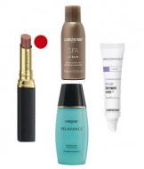 Набор в тубе La Biosthetique Beauty Box Пятница: True Color Lipstick Red (2,1 г), Des Yeux (25 мл), Treatment Levres (15 мл), Le Bain Spa (60 мл): фото