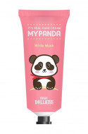 Крем для рук Baviphat Urban Dollkiss It's Real My Panda Hand Cream 01 WHITE MUSK 30г: фото