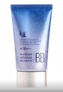 BB-крем минеральный Welcos Lotus Moisture Solution Mineral BB Cream 50мл: фото
