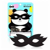 Маска для кожи вокруг глаз Milatte Fashiony Black Eye Mask-Panda (Pouch): фото