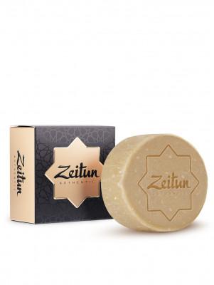 """Алеппское мыло премиум Zeitun """"Серное"""" для проблемной кожи, 125 гр: фото"""