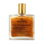 Масло Золотое для лица, тела и волос Новая формула-17 Nuxe Prodigieuse 50 мл: фото
