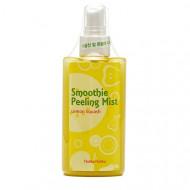 Мист-скатка отшелушивающая, Holika Holika Smoothie Peeling Mist, с экстрактом лимона, 150 мл: фото