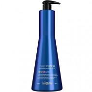 Шампунь для истонченных поврежденных волос L'Oreal Professionnel Pro Fiber Re-Create Shampoo 1000мл: фото