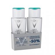 Набор VICHY дуопак: Мицеллярный лосьон для снятия макияжа 200мл: фото