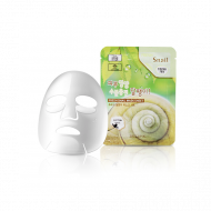 Тканевая маска для лица с муцином улитки 3W CLINIC Fresh Snail Mask Sheet: фото