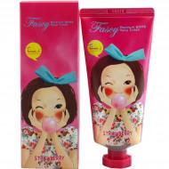 Крем для рук FASCY Moisture Bomb Hand Cream STRAWBERRY 80мл: фото
