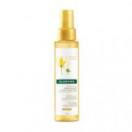 Масло солнцезащитное для волос с воском Иланг-Иланг Klorane 100 мл: фото