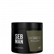 Минеральная глина для укладки волос SEB MAN THE SCULPTOR 75мл: фото