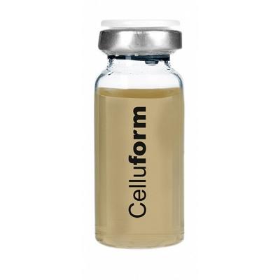Лосьон-мезококтейль для лица и тела PROMOITALIA Revital Celluform 10мл: фото