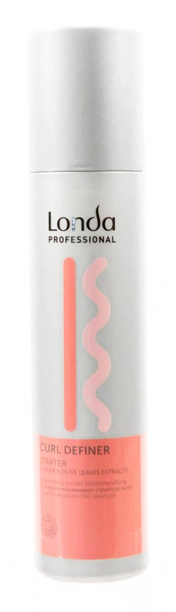 Средство для защиты волос перед химической завивкой Londa Professional Curl Definer 250мл: фото