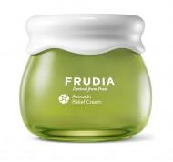 Крем восстанавливающий с авокадо Frudia Avocado Relief Cream 55 г: фото