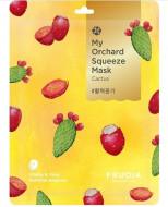 Тканевая маска с кактусом Frudia My Orchard Squeeze Mask Cactus 20 мл: фото