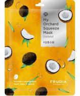 Тканевая маска с кокосом Frudia My Orchard Squeeze Mask Coconut 20 мл: фото