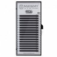 Ресницы MAYAMY SILK 16 линий С 0,05 MIX 2: фото